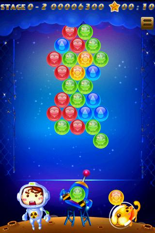 Bust Bobble Lite Android Brain & Puzzle
