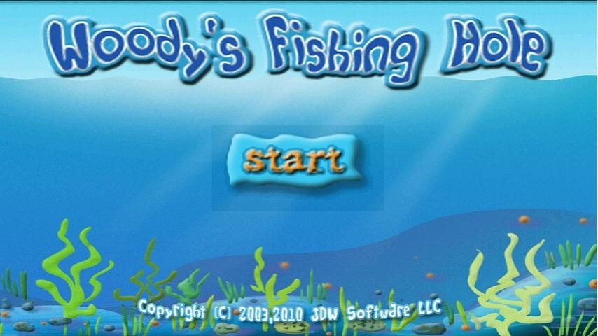 Woodys Fishing Hole Android Brain & Puzzle