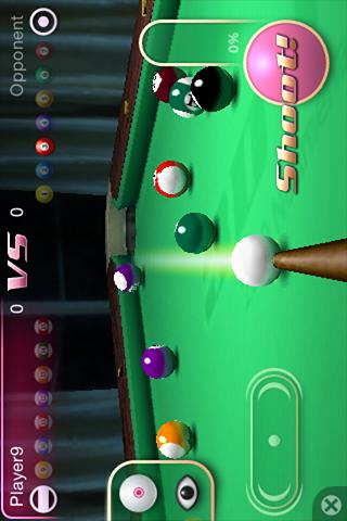 3D Pool Master Pro Android Casual
