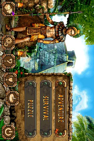Treasures of Montezuma 2 Trial Android Brain & Puzzle