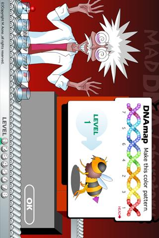 Dr. Maddy DNA !! Android Brain & Puzzle