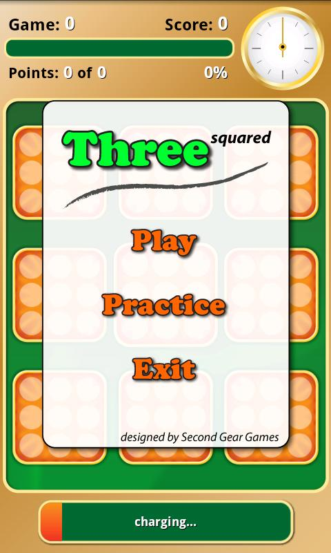 Three Squared Demo Android Casual