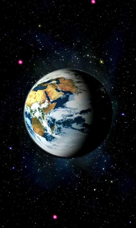 Virtual Earth Live Wallpaper Android Casual
