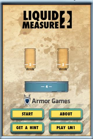 Water Measure ~ Android Casual