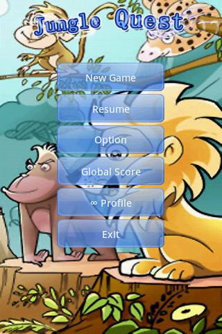 Jungle Quest Android Casual