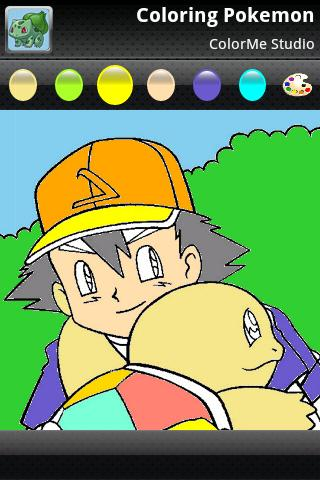 ColorMe: Pokemon Android Casual