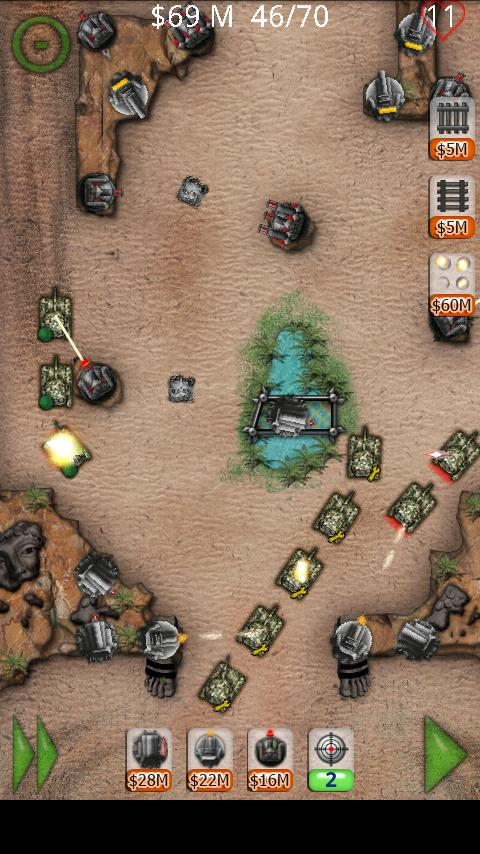 Armored Defense Android Arcade & Action