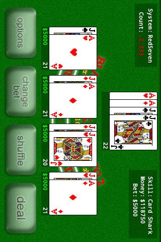 BlackJack Pro Free Android Cards & Casino