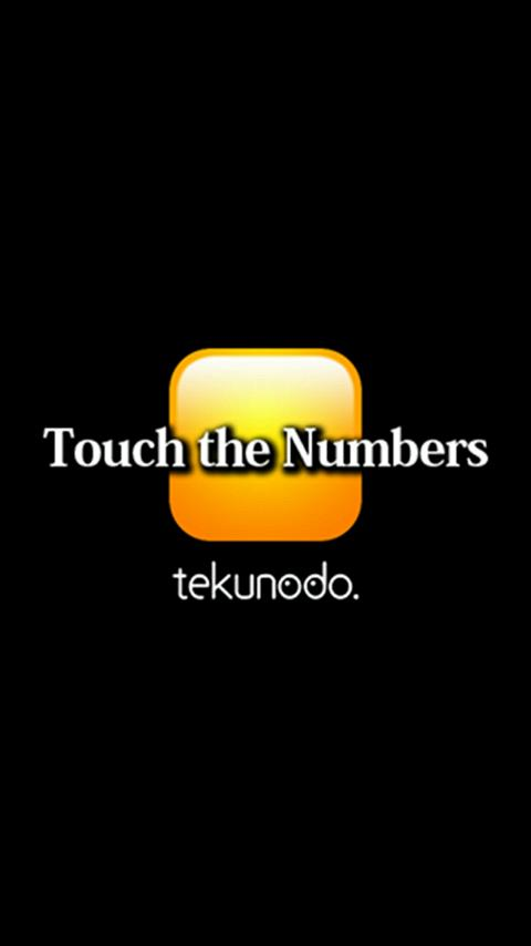 Touch the Numbers for Android Android Arcade & Action