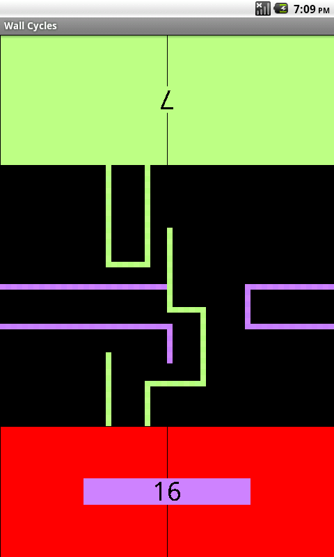 Wall Cycles Android Arcade & Action
