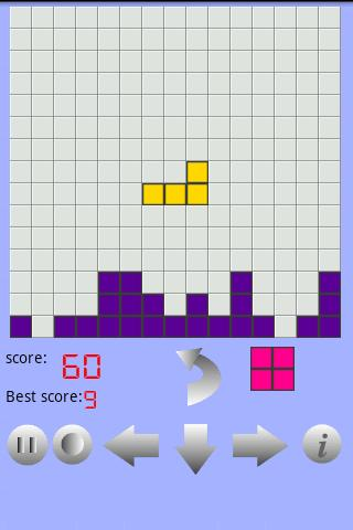 Sky Rocks Android Brain & Puzzle