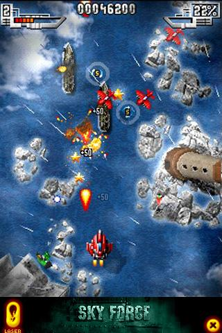 Sky Force Android Arcade & Action