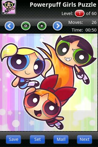 ~ Powerpuff Girls ~ Android Casual