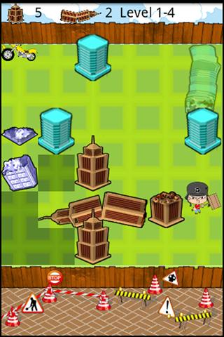 Buildings Destroyer (Fun!) Android Brain & Puzzle
