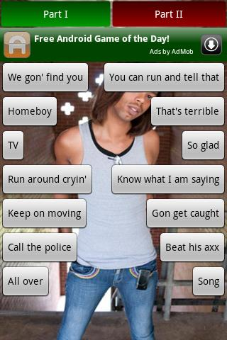 Bed Intruder Soundboard Android Casual