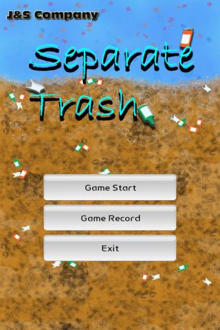 Separate Trash~! Lite Android Arcade & Action