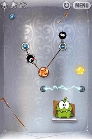 Cut the Rope! Android Brain & Puzzle
