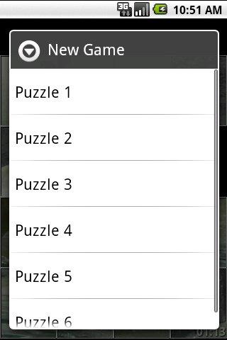 iSlider Polar Bear puzzles Android Brain & Puzzle