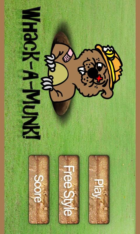Whack A Munk Android Arcade & Action