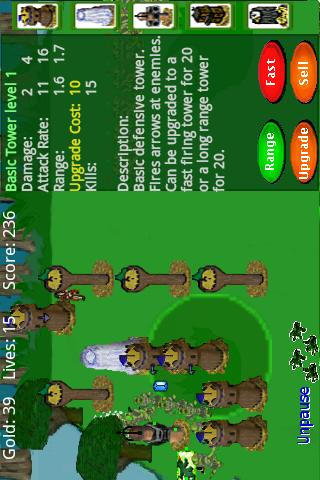 Lizanity Tower Defense FREE Android Arcade & Action