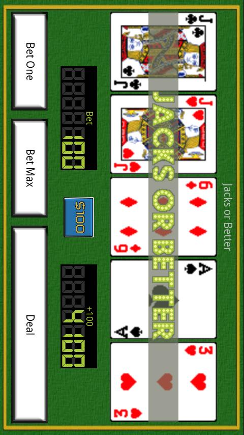 Lucky Video Poker Free Android Cards & Casino