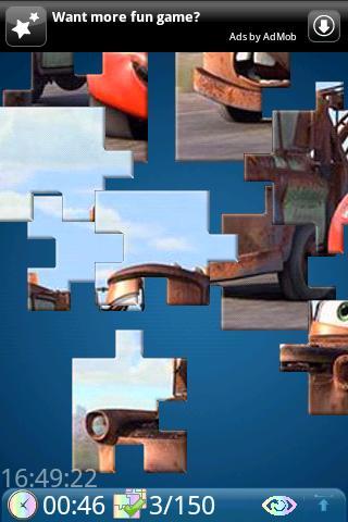 Yo Jigsaw: Mcqueen Cars Android Brain & Puzzle