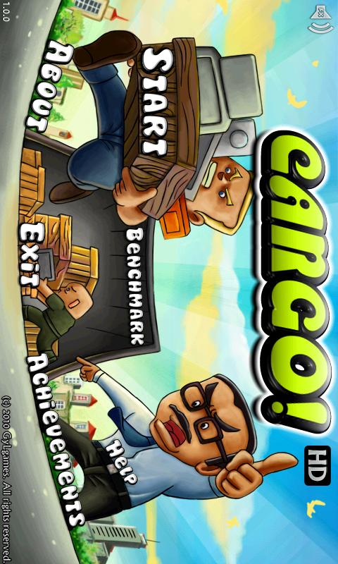 Cargo! HD Android Brain & Puzzle