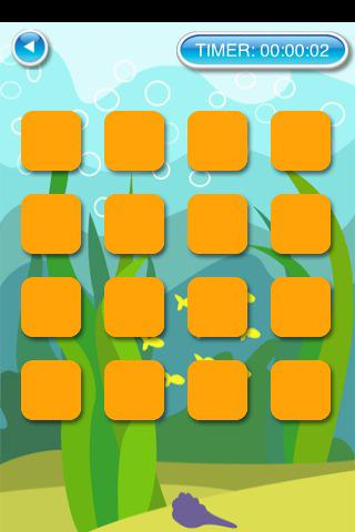 Animal Memory Kids Game Android Brain & Puzzle