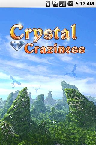Crystal Craziness Android Brain & Puzzle