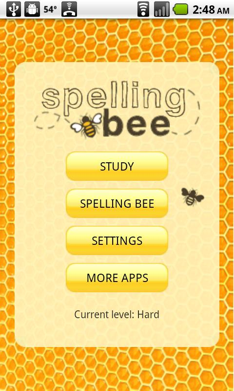Spelling Bee Android Education