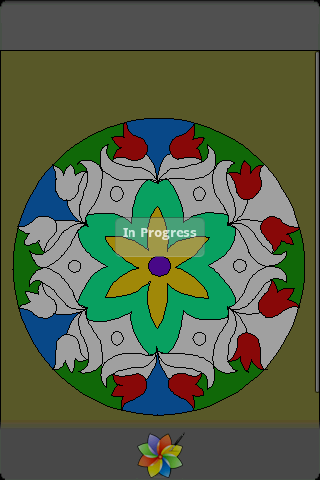 Mandalas Coloring(Lite) Android Casual