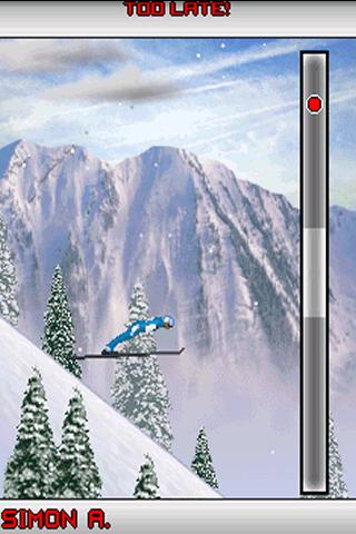 SkiJumping2010 Android Arcade & Action