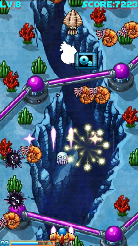 E-Ocean Android Arcade & Action