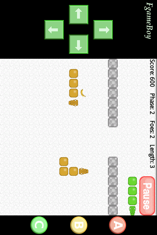 Snake Wars Lite Android Arcade & Action