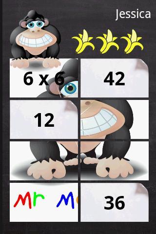 Monkey Math Pro Demo Android Brain & Puzzle