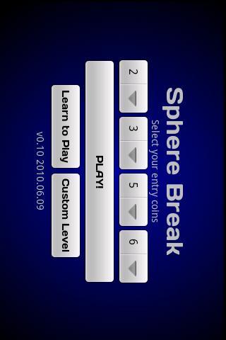 Sphere Break Android Brain & Puzzle
