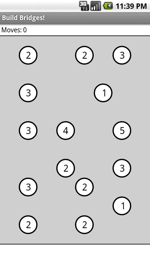 Hashiwokakero Android Brain & Puzzle