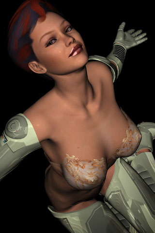 -botbOObs Christie III- Android Casual