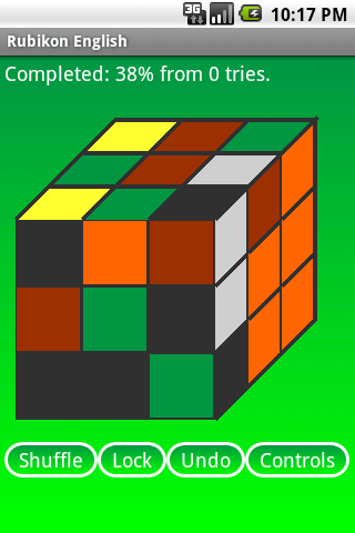 Rubikon English Android Brain & Puzzle