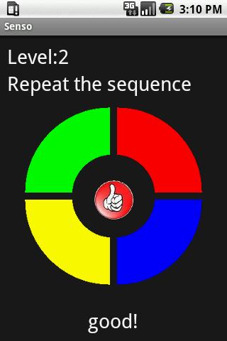 Senso Android Brain & Puzzle
