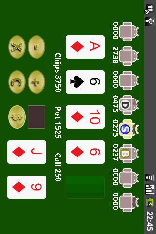 Pokerdroidz Texas Holdem Poker Android Cards & Casino