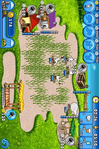 Farm Frenzy HD Android Arcade & Action