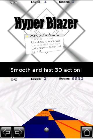 Hyper Blazer Android Arcade & Action