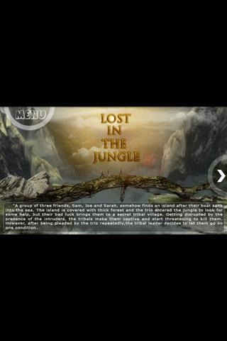 Lost in the Jungle – HD Android Arcade & Action