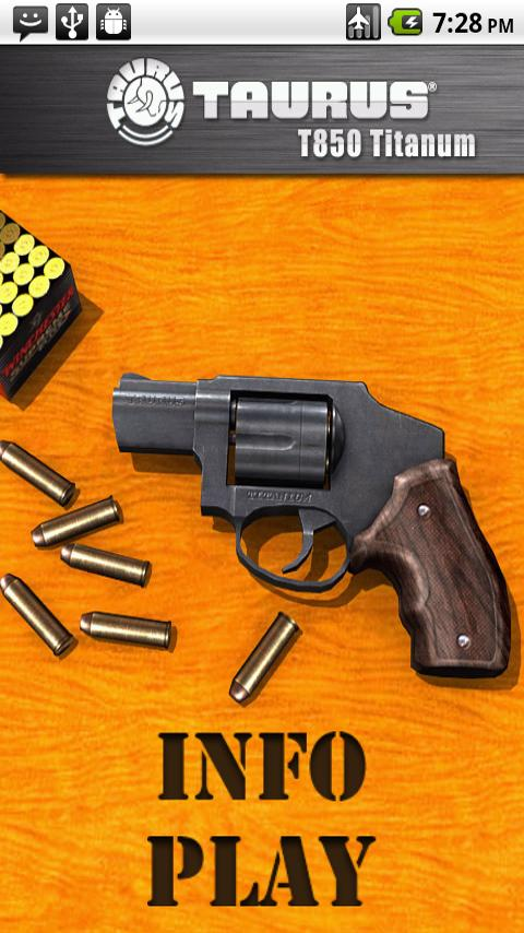 GunZ – T850 Revolver Android Arcade & Action