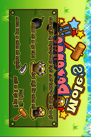 Moles FightBack!!-FREE Android Arcade & Action
