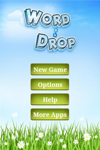 Word Drop Android Arcade & Action