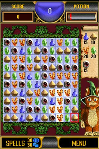 Free download java game magic match mobile for mobil phone, 2006.