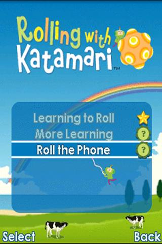 Rolling with Katamari Android Arcade & Action