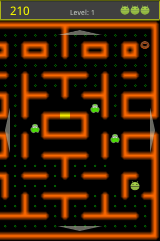 Android Ghost Munch Android Arcade & Action